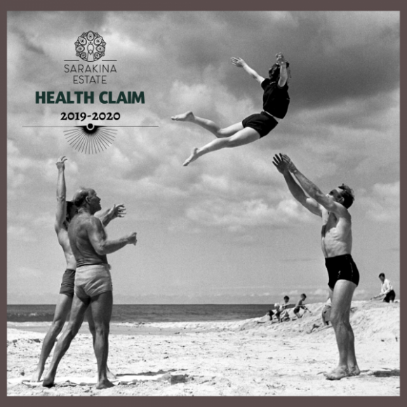 Health claim 2019-2020! - Sarakina Estate